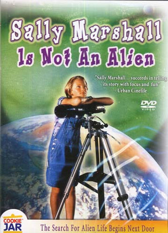 Sally Marshall Is Not an Alien DVD Movie