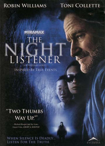 The Night Listener (Bilingual) DVD Movie