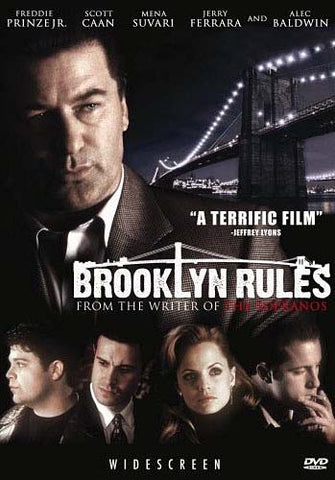Brooklyn Rules DVD Movie