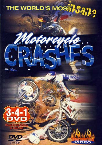 Motorcycle Crashes DVD Movie