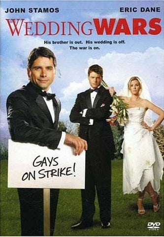Wedding Wars DVD Movie