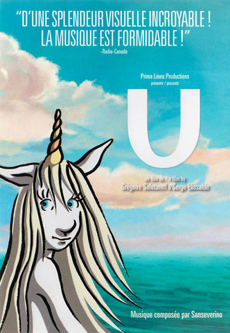 U (Bilingual) DVD Movie