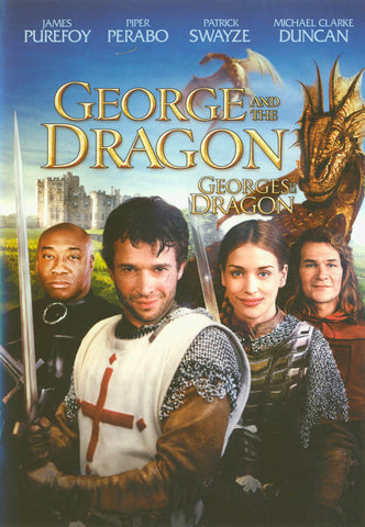 George And The Dragon (Bilingual) DVD Movie