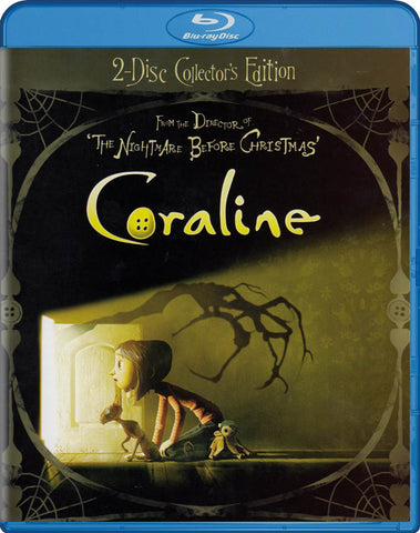 Coraline (2-Disc Collector s Edition) (Blu-ray) (Bilingual) BLU-RAY Movie