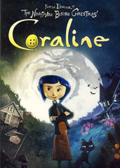 Coraline (Single-Disc Edition) (3D And 2D) (Bilingual)
