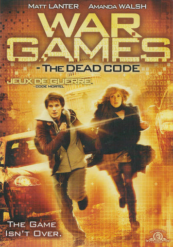 WarGames: The Dead Code (Widescreen/Fullscreen) (MGM) (Bilingual) DVD Movie
