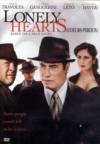 Lonely Hearts (John Travolta) DVD Movie