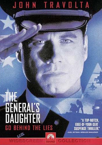 The General s Daughter DVD Movie