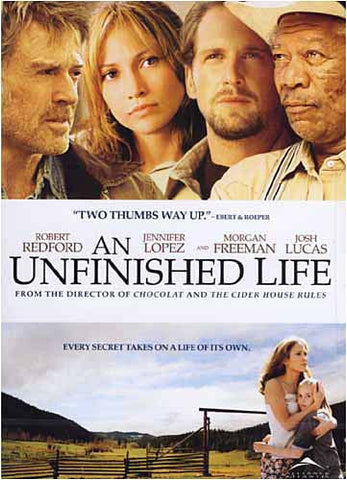 An Unfinished Life DVD Movie