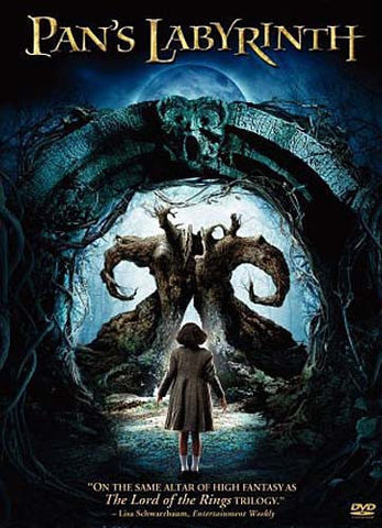 Pan s Labyrinth(Bilingual) DVD Movie