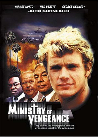 Ministry of Vengeance DVD Movie