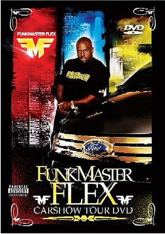 Funkmaster Flex Car Show Tour DVD Movie