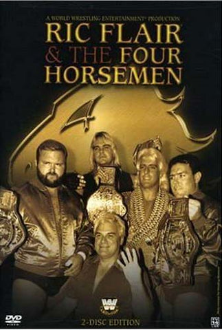 Ric Flair And The Four Horsemen (WWE) DVD Movie