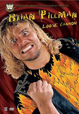 WWE - Brian Pillman: Loose Cannon DVD Movie