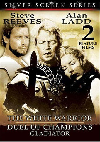 The White Warrior / Duel of Champions: Gladiator DVD Movie
