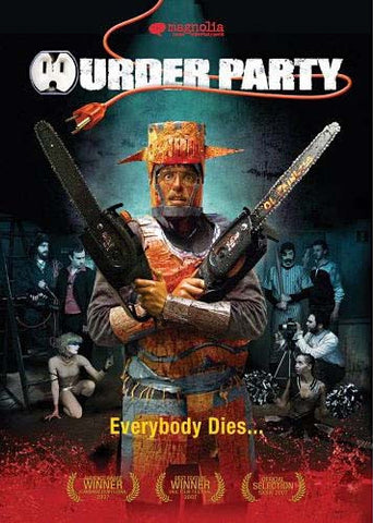Murder Party DVD Movie