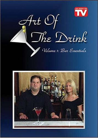 Art Of the Drink - Volume 1 - Bar Essentials DVD Movie
