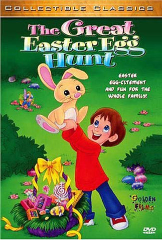 The Great Easter Egg Hunt DVD Movie