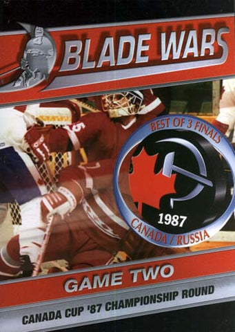 Blade Wars - Best Of Finals Canada / Russia Game Two (2) - The Final Series DVD Movie