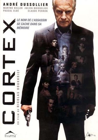 Cortex (French Only) DVD Movie