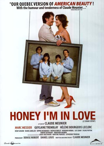 Le Grand Depart / Honey I m In Love (bilingual) DVD Movie