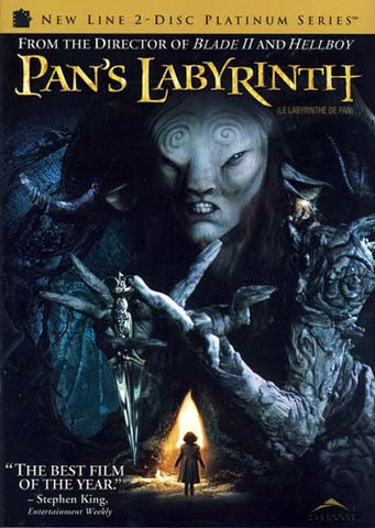 Pan s Labyrinth (New Line Two-Disc Platinum Series)(bilingual) DVD Movie