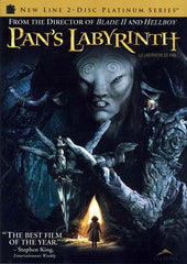 Pan s Labyrinth (New Line Two-Disc Platinum Series)(bilingual)