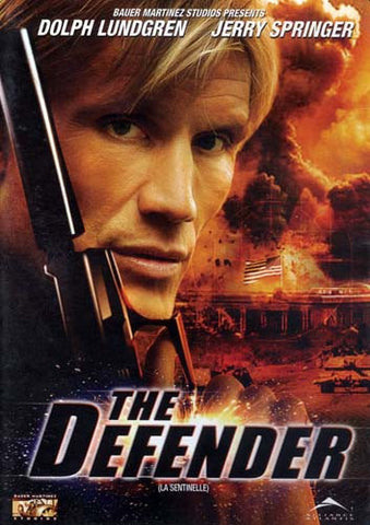 The Defender (Dolph Lundgren) (Bilingual) DVD Movie