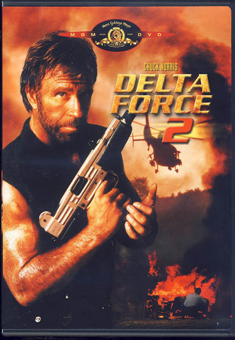 Delta Force 2 DVD Movie