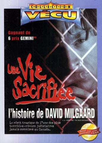 Une Vie Sacrifiee - L'Histoire De David Milgaard - Vecu Collection DVD Movie