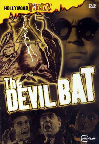 Devil Bat DVD Movie