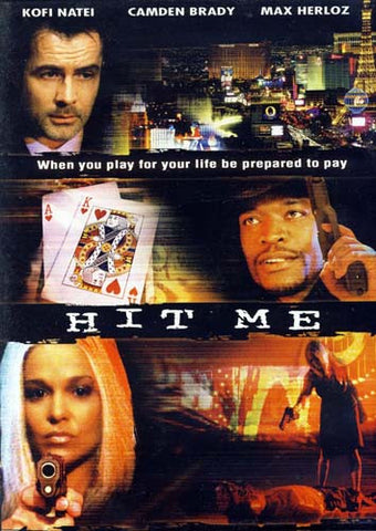 Hit Me (Michael Kinney) DVD Movie