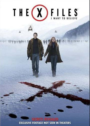 The X-Files: I Want to Believe (Single-Disc Edition) DVD Movie