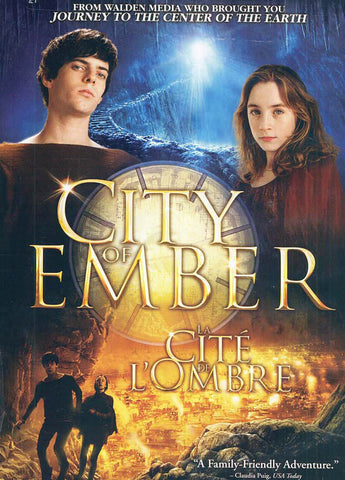 City of Ember (Cite De L'Ombre) DVD Movie