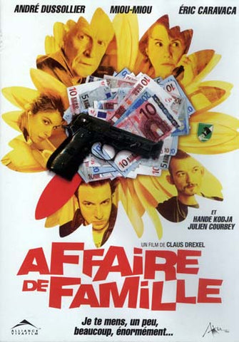 Affaire de Famille (French Only) DVD Movie