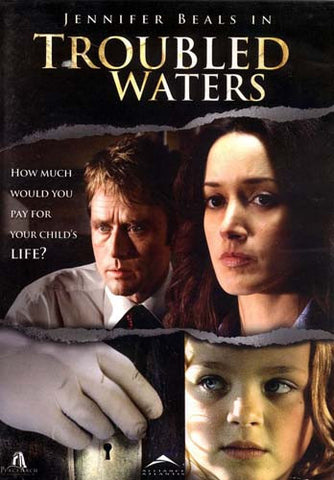 Troubled Waters (Jennifer Beals) DVD Movie