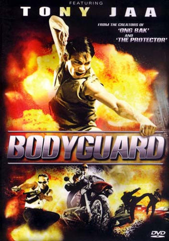 The Bodyguard (Tony Jaa) DVD Movie