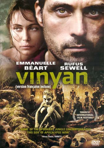 Vinyan DVD Movie