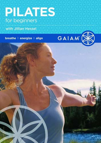 Pilates for Beginners With Jillian Hessel DVD Movie