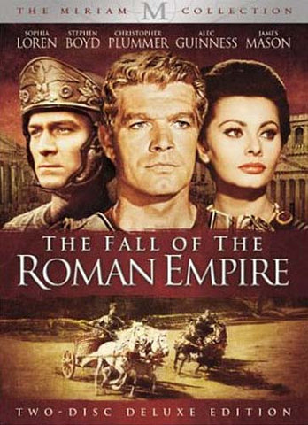 The Fall Of The Roman Empire (Two-Disc Deluxe Edition) (The Miriam Collection) DVD Movie