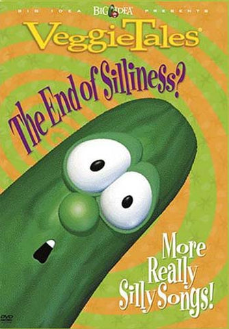 VeggieTales - the End of Silliness - More Really Silly Songs DVD Movie