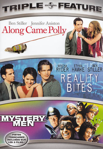 Along Came Polly / Reality Bites / Mystery Men (Triple Feature) DVD Movie