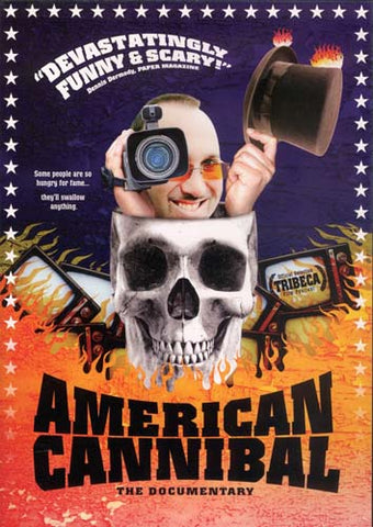American Cannibal - The Documentary DVD Movie