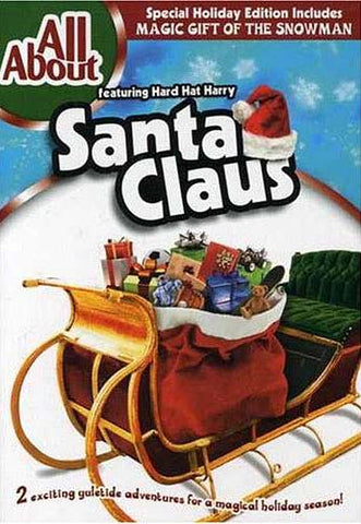All About - Santa Claus/Magic Gift of the Snowman DVD Movie