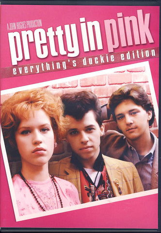 Pretty In Pink (Everything's Duckie Edition) DVD Movie