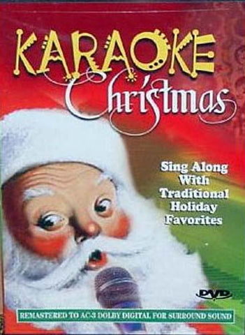 Karaoke Christmas DVD Movie