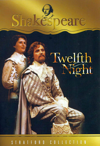 Twelfth Night - Shakespeare (Stratford Collection) DVD Movie