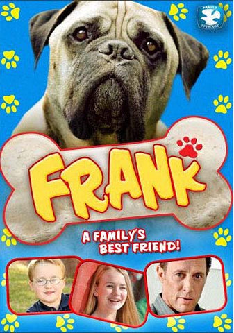 Frank DVD Movie