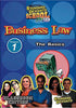 Standard Deviants School - Business Law, Program 1 - The Basics (Classroom Edition) DVD Movie