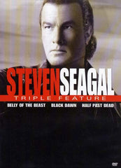 Steven Seagal Triple Feature - Belly of the Beast/Black Dawn/Half Past Dead